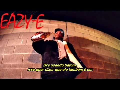 Eazy-E - It's On (Legendado) [Dr. Dre & Snoop Dogg Diss]