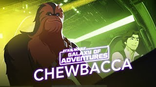 Star Wars Kids - Galaxy of Adventures | Chewbacca - Den pålidelige andenpilot
