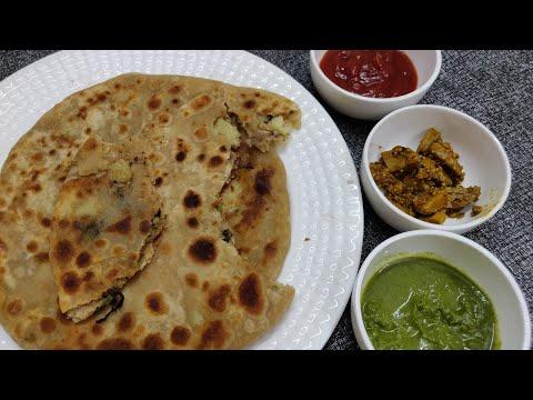 In tips se banae Punjabi Aloo Paratha   Chandni Chowk famous Aloo k paranthe   Aloo parantha recipe