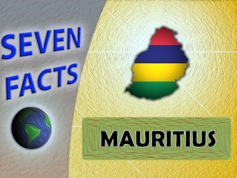 7 Facts about Mauritius