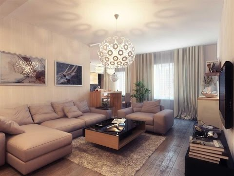 Interior Design Ideas Long Living Room