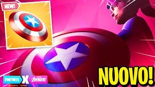 "THE AVENGERS are ARRIVATI on FORTNITE! ""NEW UPDATE"" - Live Fortnite ITA Patch 8.50"
