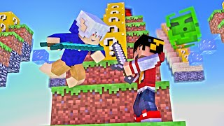 Minecraft: MEGA ESCADONA! - Mapa (Download na desc.)