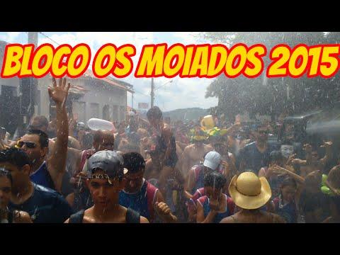 Carnaval de Nazaré Paulista - Bloco Os Moiados 2015