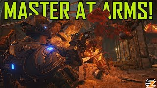 Master At Arms! - Gears of War 4 Gameplay - Shadowz
