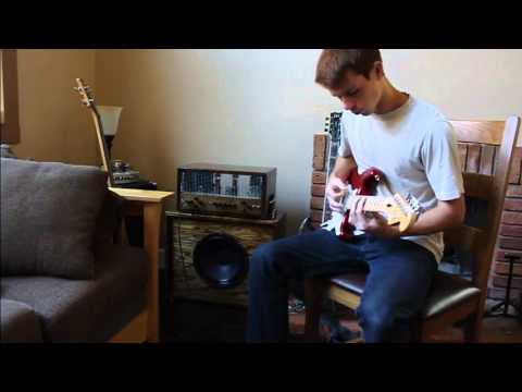 DIY amp - clean channel demo