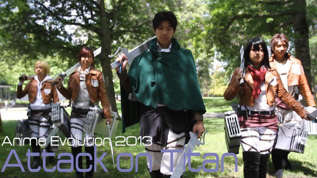 Anime Evolution 2013