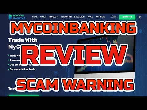 Mycoin Banking Review | SCAM WARNING mycoin-banking.com