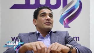 إبراهيم نور الدين: لست ملاكا والتحكيم شماعة الفرق الخاسرة..فيديو