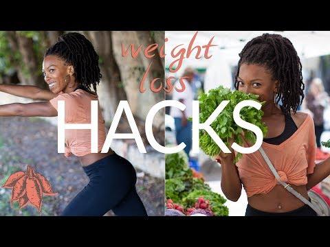 Vegan Weight Loss Hacks | Drop It Like It's Hot 🔥💃🏾