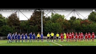 1. FSV MAINZ 05 (U15) - FKP (U 15) _ 7.SPT. _ Reg.-Liga SW _ 01.10.2016 Mainz