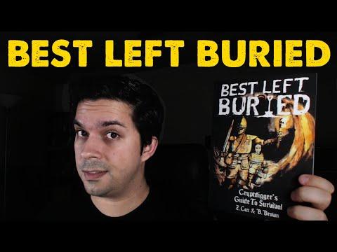 Best Left Buried: OSR Horror Ruleset Review