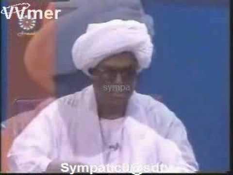 الشاعر محمد الحسن سالم حميد - باسم السلام نبدا