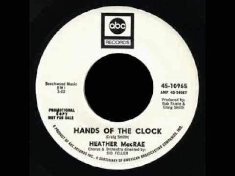 Heather MacRae - Hands of the Clock  ABC Records