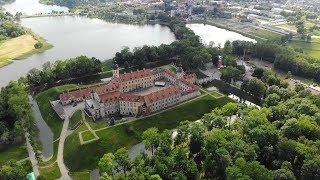 Православные песнопения прозвучали в Несвижском замке