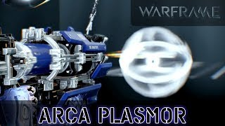 Warframe: ARCA PLASMOR - Радиационный Дробовик