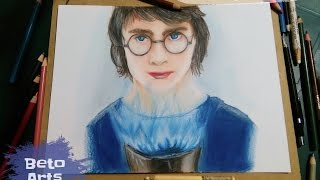 Speed Drawing - Harry Potter and the Goblet of Fire