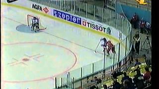 Хоккей. ЧМ-1999. Россия - Украина 4:1