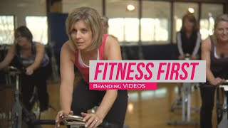 When Making Fitness Videos - They Use Peace Entertainment, Inc. Branding Videos.