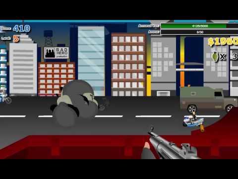 Un Juego De Gta San Andreas Gta V Flash Youtube