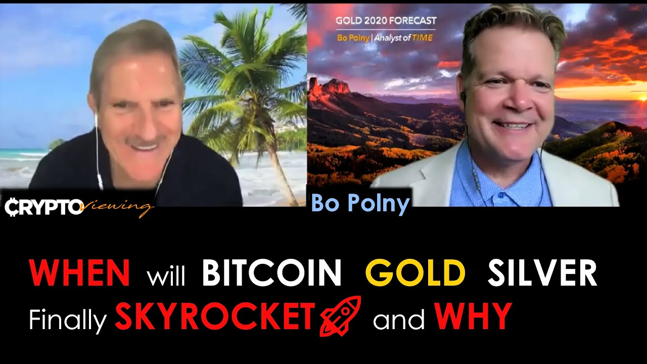 WHEN will Bitcoin Gold Silver 🚀Skyrocket and WHY!!