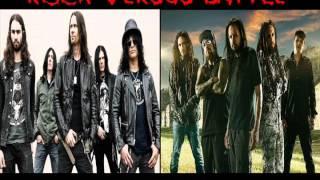 Rock Versus Battle - Slash vs. Korn