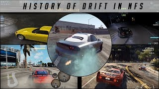 History Of Drift in NFS Games
