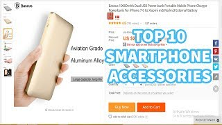 Top 10 Phone Accessories on AliExpress