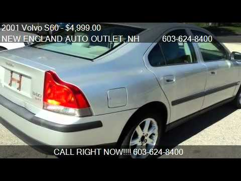 2001 Volvo S60 2 4t For Sale In Hooksett Nh 03106 Youtube