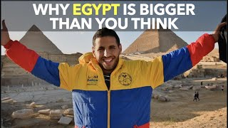 Why Egypt is Bigger than You Think