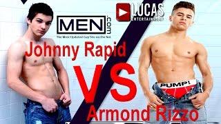 GUERRA DE PASIVOS: Armond Rizzo VS Johnny Rapid ¿Quién es el mejor?