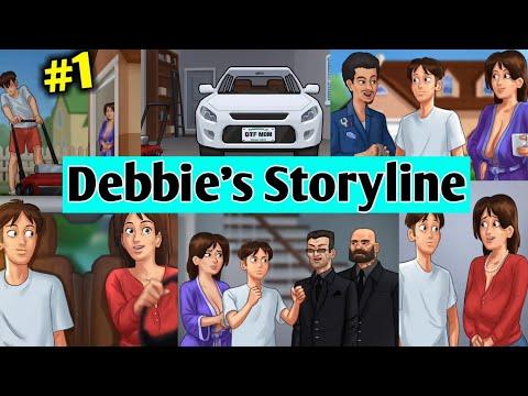 Debbie's Quest    Easy Step By Step Guide    0.20.1 Version    Summertime Saga