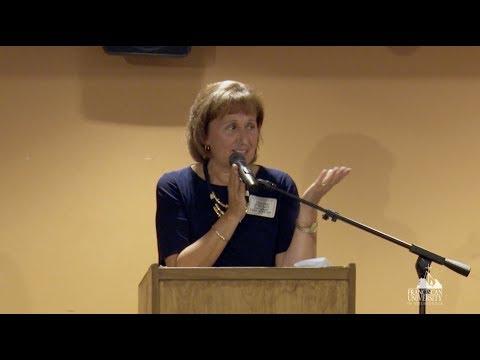 2019 Franciscan University Alumni Awards: Theresa Danaher