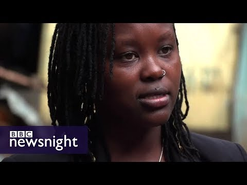 Will Kenya's election be free, fair and transparent? - BBC Newsnight