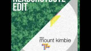 Mount Kimbie - Serged (Headshotboyz Edit)