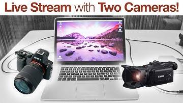 Hướng dẫn live stream bằng máy ảnh dslr, máy quay chuyên nghiệp- 08.9898.1637