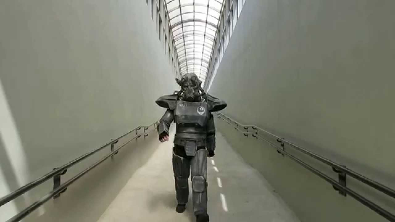 fallout cosplay power armor