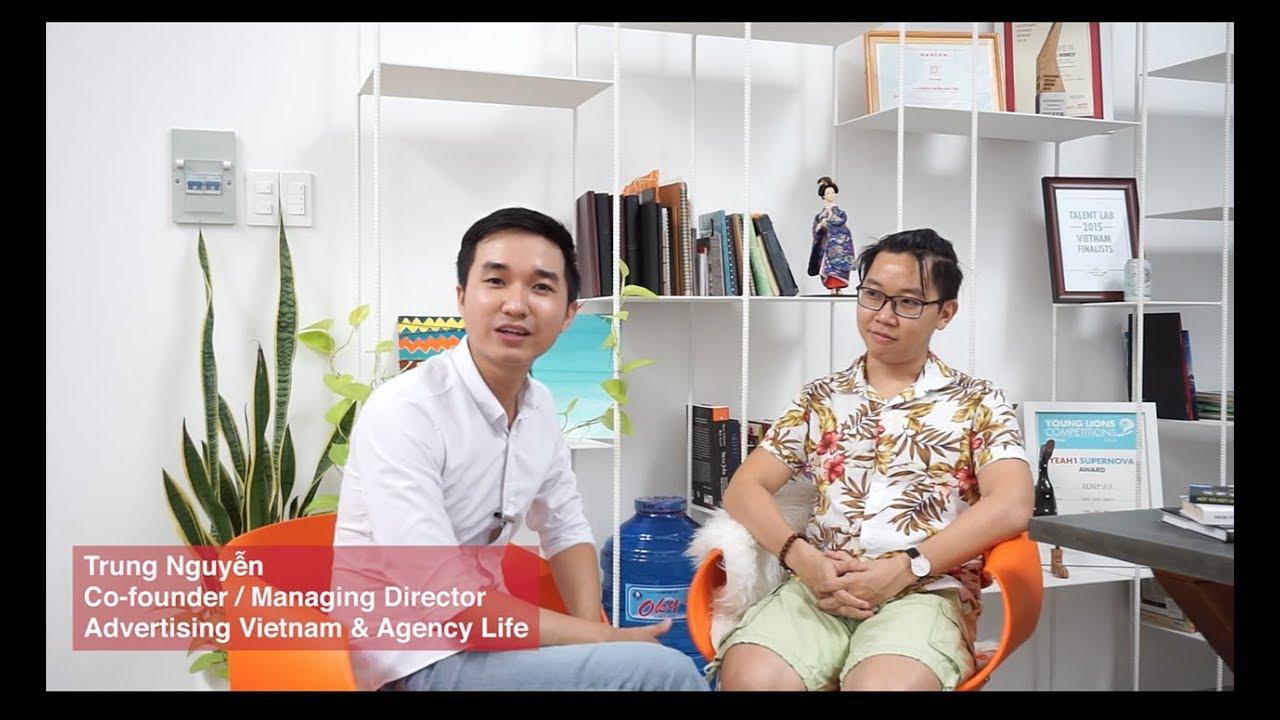 Phỏng vấn Giám Đốc Sáng Tạo Thực Hiện Các TVC Điện Máy Xanh