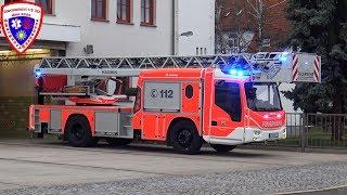 🚒 Neue DLA(K) 23/12 + KdoW Berufsfeuerwehr Gotha