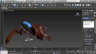 3ds Max Top Tip: Exporting Animations out of 3ds Max for Game Engines