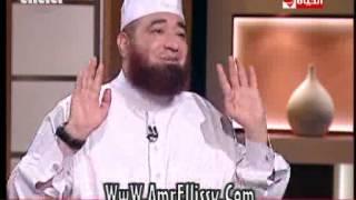 #بوضوح | الشيخ محمود المصري يشرح كيف يظهر ملك الموت للمؤمن والكافر- مع د.عمرو الليثي