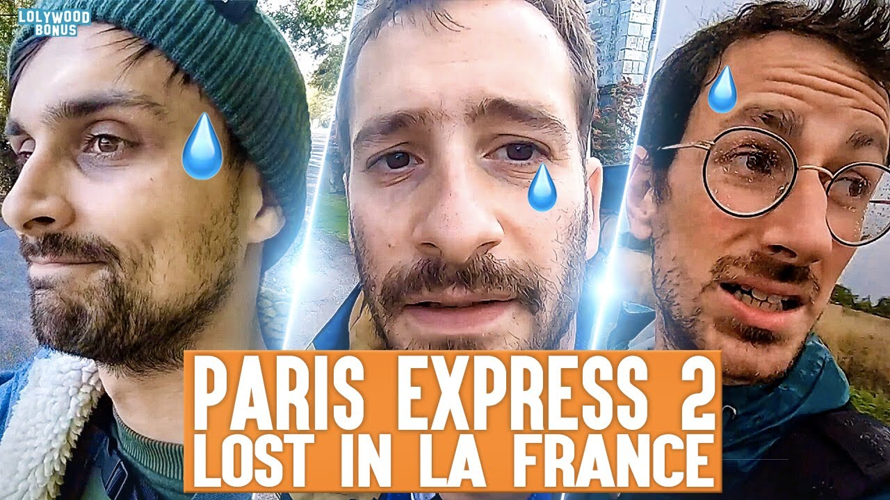 Paris Express 2 : Lost In La France