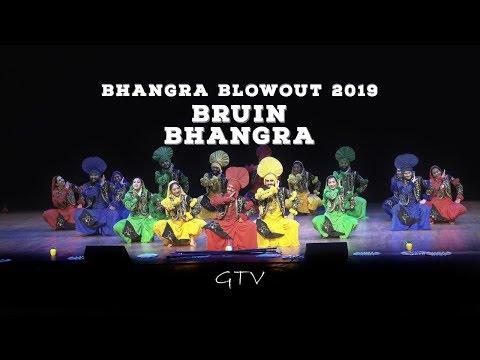 Bruin Bhangra – Bhangra Blowout 2019