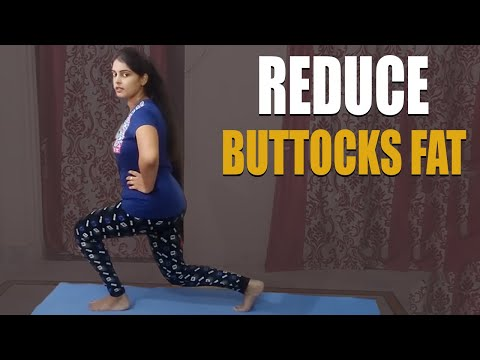 Reduce Buttocks Fat Easily telugu ||Simple Butt Fat Exercises in Telugu|How to lose Butt Fat Fast