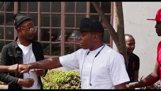 Timmy Tdat & Khaligraph Jones  - Kasayole - Behind The Scenes - PART 1