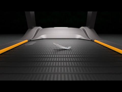 Matrix Fitness Performance Plus Treadmill - Less Shock