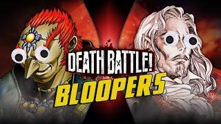 Ganondorf VS Dracula BLOOPERS!