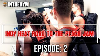 Indy Heat Road to the Peach Jam | EPISODE: 2