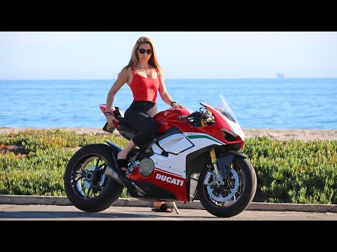 Ducati V4 Speciale First Ride and Review!!!