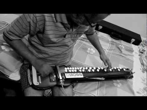 Mera Dil Ye Pukare aaja Instrumental Cover by Vinay Kantak